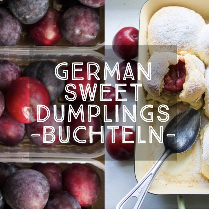 German Sweet Dumplings