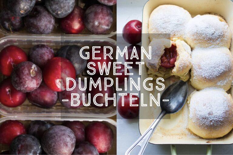 German Sweet Dumplings
