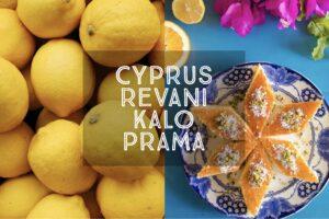 Cyprus Revani Kalo Prama