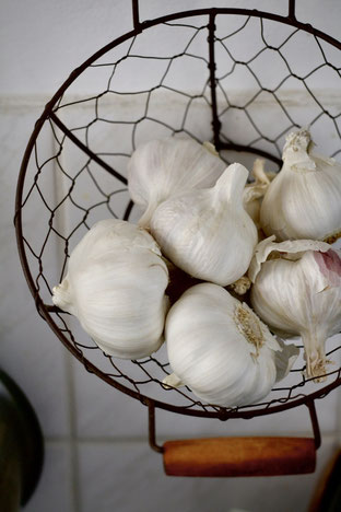 Garlic for Prawns