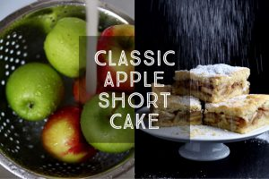 Classic Apple Shortcake