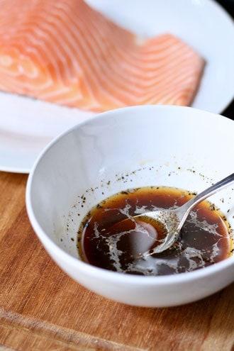 Smoking Marinade for Salmon