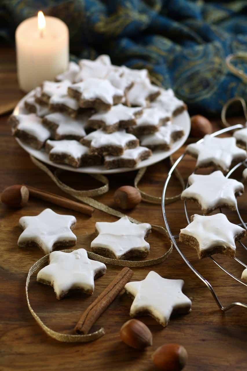 Cinnamon Stars Zimtsterne