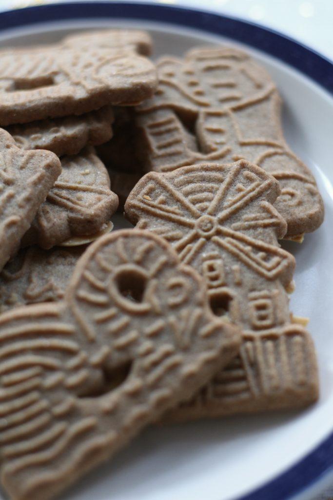 Spice Biscuits for Mulled Wine Cheesecake