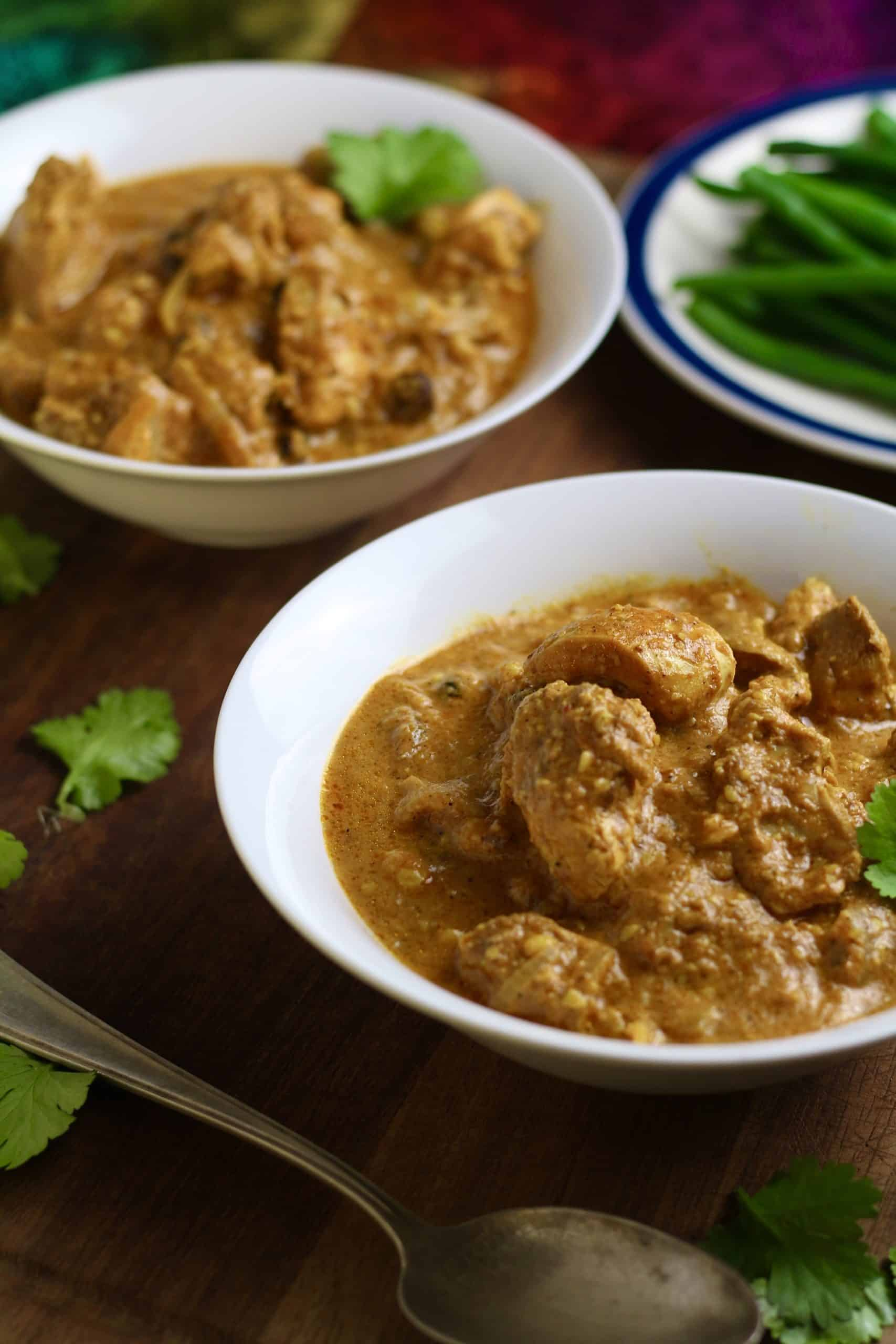 Creamy Fragrant Chicken Korma