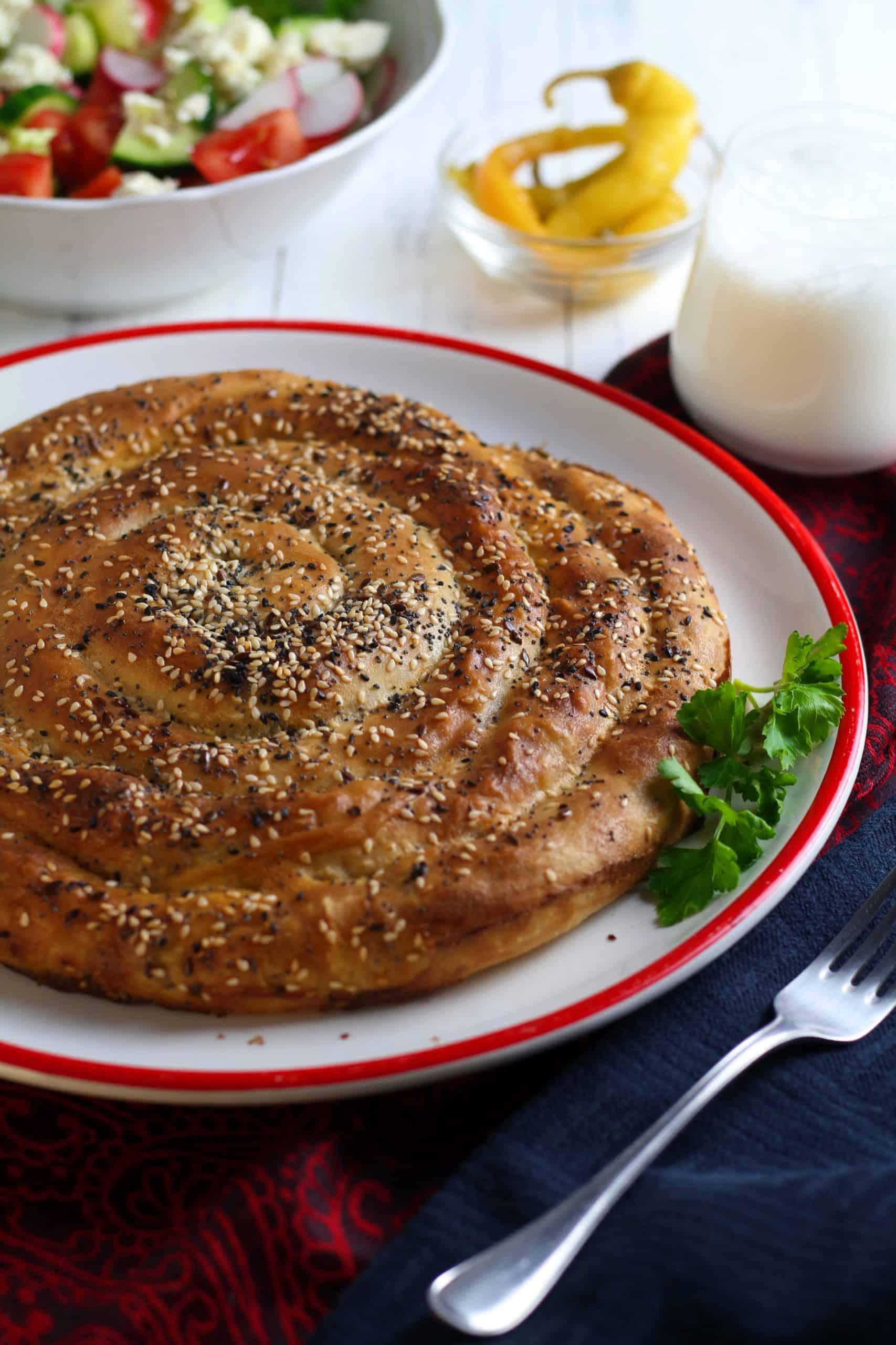 Kol Böreği Spiral Börek