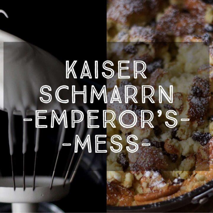 Kaiserschmarrn Emperor's Mess