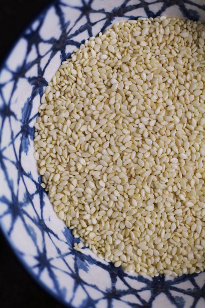 Sesame Seeds for Hummus