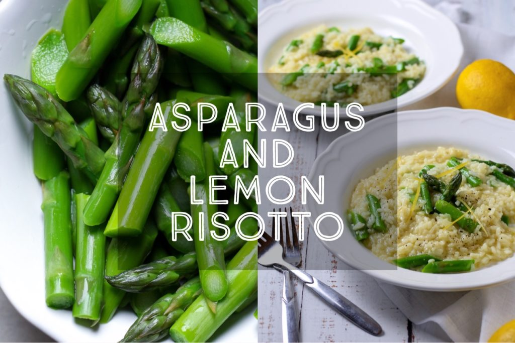 Asparagus and Lemon Risotto
