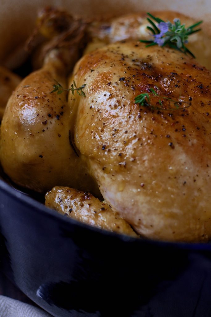 French Pot Roast Chicken