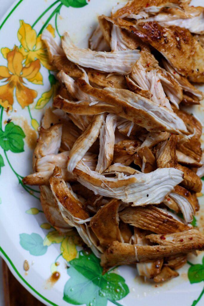Chicken for Vietnamese Chicken Bahn Mi