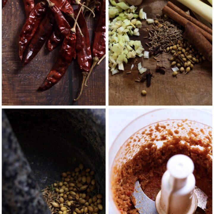 Thai Beef Massaman Curry Paste