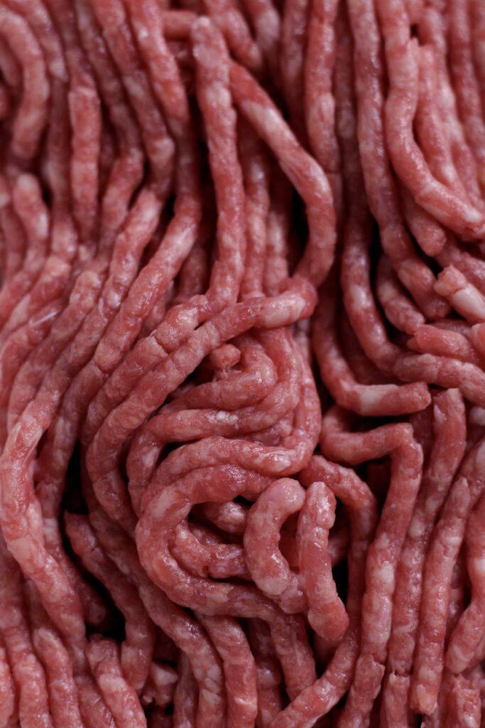 Mince for meatballs