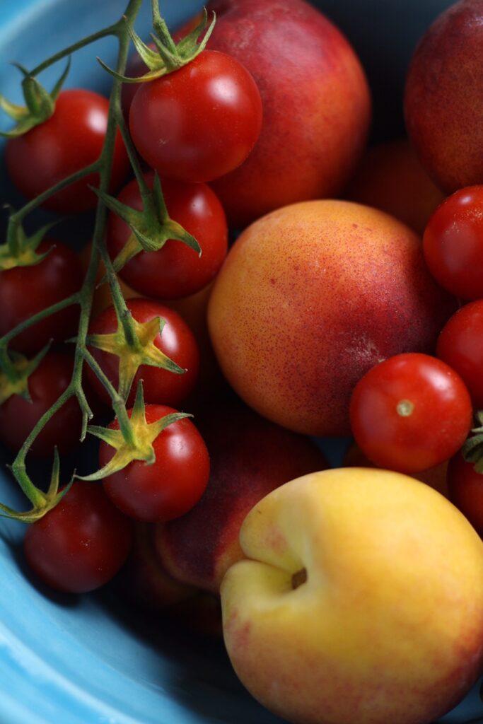 Peach and Tomato Chutney