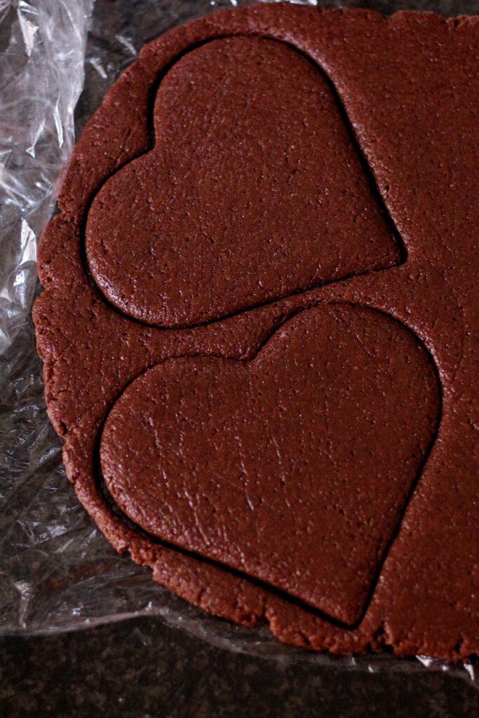 Gingerbread Hearts Lebkuchenherzen