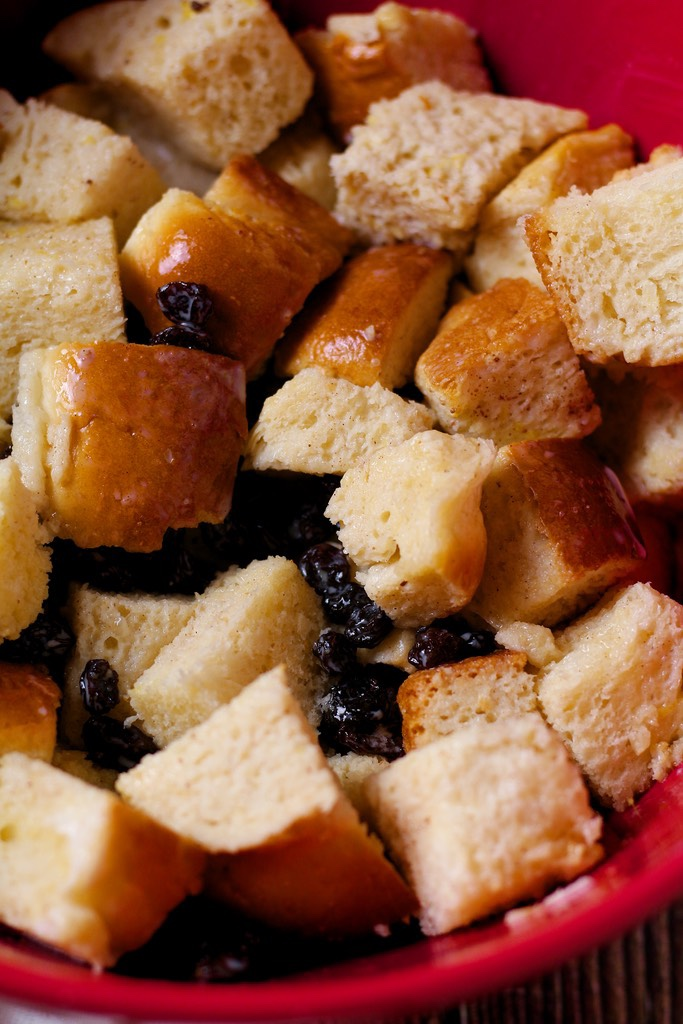 What could be more comforting than an old fashioned Bread and Butter Pudding? The magical transformation of stale white bread into a sweet and custardy pudding is always a delight.