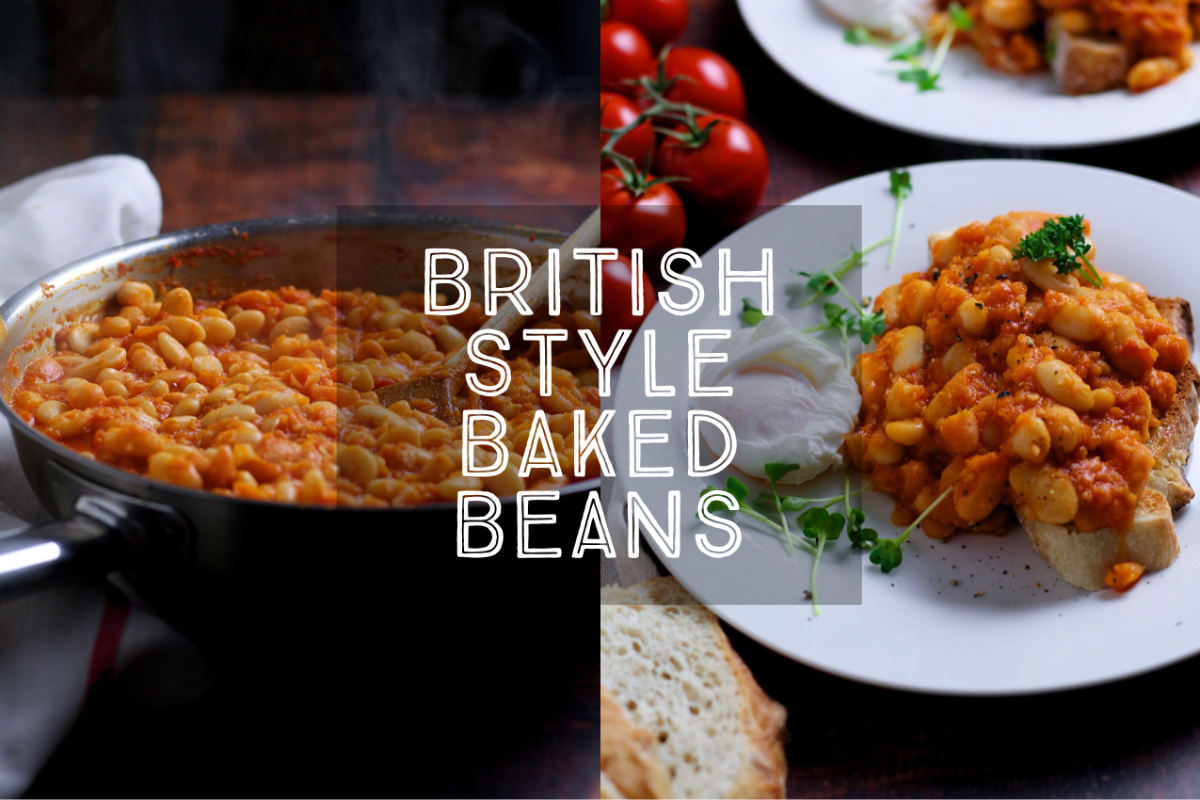 How To Make Delicious British Style Baked Beans Days Of Jay