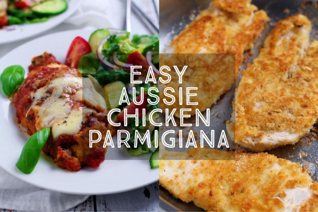 Possibly the most popular pub food in Australia, Chicken Parmigiana or Chicken Parmesan (known locally as chicken parmy) is an evergreen crowd-pleaser. Crumbed chicken breasts, smothered in a rich tomato sauce and plenty of melted cheese - what's not to like?