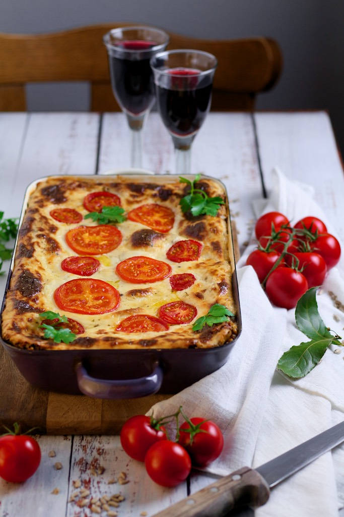 My all-time favourite veggie dish, my friend Sabine's Pumpkin Seed Lasagne is so rich and satisfying even meat-eaters love it! Filled with healthy and delicious seeds this is the ideal dish to serve for your next vegetarian meal.